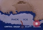 Image of American Navy fleet Antarctica, 1950, second 7 stock footage video 65675029539