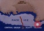 Image of American Navy fleet Antarctica, 1950, second 9 stock footage video 65675029539