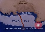 Image of American Navy fleet Antarctica, 1950, second 11 stock footage video 65675029539