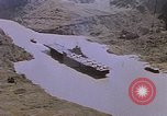 Image of USS Philippine Sea Panama Canal, 1946, second 2 stock footage video 65675029541