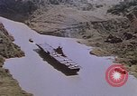 Image of USS Philippine Sea Panama Canal, 1946, second 5 stock footage video 65675029541