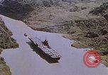 Image of USS Philippine Sea Panama Canal, 1946, second 6 stock footage video 65675029541