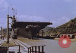 Image of USS Philippine Sea Panama Canal, 1946, second 9 stock footage video 65675029541