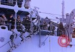 Image of Cold water survival Antarctica, 1950, second 6 stock footage video 65675029546