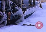 Image of Cold water survival Antarctica, 1950, second 12 stock footage video 65675029546