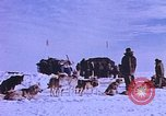 Image of landing vehicle tracked Antarctica, 1950, second 1 stock footage video 65675029548