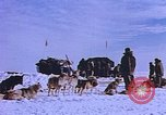Image of landing vehicle tracked Antarctica, 1950, second 2 stock footage video 65675029548