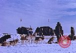 Image of landing vehicle tracked Antarctica, 1950, second 4 stock footage video 65675029548