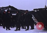 Image of landing vehicle tracked Antarctica, 1950, second 9 stock footage video 65675029548