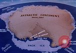 Image of Captain George Dufek Antarctica, 1950, second 1 stock footage video 65675029549