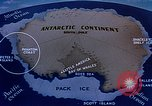 Image of Shackleton Shelf Antarctica, 1950, second 1 stock footage video 65675029550