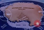 Image of Shackleton Shelf Antarctica, 1950, second 3 stock footage video 65675029550