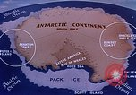 Image of Shackleton Shelf Antarctica, 1950, second 10 stock footage video 65675029550