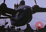 Image of Admiral Richard E Byrd's plane Antarctica, 1950, second 6 stock footage video 65675029552