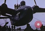 Image of Admiral Richard E Byrd's plane Antarctica, 1950, second 7 stock footage video 65675029552