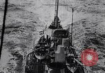 Image of American navy fleet France, 1918, second 2 stock footage video 65675029578