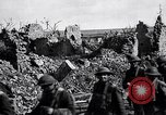 Image of American 39th and 58th infantry Regiments Meuse France, 1918, second 4 stock footage video 65675029580