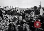 Image of American 39th and 58th infantry Regiments Meuse France, 1918, second 5 stock footage video 65675029580