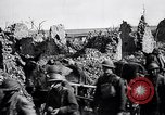Image of American 39th and 58th infantry Regiments Meuse France, 1918, second 6 stock footage video 65675029580