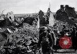 Image of American 39th and 58th infantry Regiments Meuse France, 1918, second 10 stock footage video 65675029580