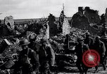 Image of American 39th and 58th infantry Regiments Meuse France, 1918, second 11 stock footage video 65675029580
