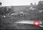 Image of wounded American troops Couveres-et-Valsery France, 1918, second 10 stock footage video 65675029584