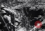Image of American 128th Infantry snipers Alsace Germany, 1918, second 12 stock footage video 65675029587