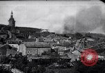 Image of shelling of Thiaucourt Thiaucourt France, 1918, second 10 stock footage video 65675029592