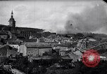 Image of shelling of Thiaucourt Thiaucourt France, 1918, second 11 stock footage video 65675029592