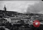Image of shelling of Thiaucourt Thiaucourt France, 1918, second 12 stock footage video 65675029592