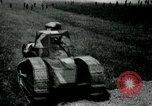 Image of British Mark IV tanks France, 1917, second 8 stock footage video 65675029604