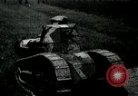 Image of British Mark IV tanks France, 1917, second 11 stock footage video 65675029604