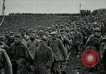 Image of German prisoners Saizerais France, 1918, second 8 stock footage video 65675029609