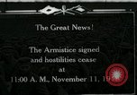Image of Armistice Day Bacharach Germany, 1918, second 1 stock footage video 65675029610