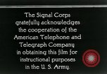 Image of primitive telephone system United States USA, 1928, second 11 stock footage video 65675029611
