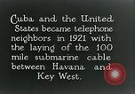 Image of Submarine telephone cable Cuba, 1928, second 2 stock footage video 65675029616