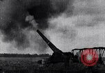 Image of railroad guns France, 1918, second 9 stock footage video 65675029626