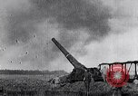Image of railroad guns France, 1918, second 10 stock footage video 65675029626