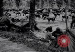 Image of Indian cavalry encamp France, 1918, second 12 stock footage video 65675029636