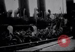 Image of Allied troop transport France, 1917, second 2 stock footage video 65675029640