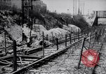 Image of digging trench France, 1916, second 2 stock footage video 65675029645