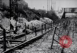 Image of digging trench France, 1916, second 3 stock footage video 65675029645