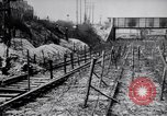 Image of digging trench France, 1916, second 5 stock footage video 65675029645