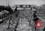 Image of digging trench France, 1916, second 10 stock footage video 65675029645