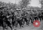 Image of Australian troops returning from front during Battle of Pozières France, 1916, second 8 stock footage video 65675029646