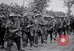 Image of Australian troops returning from front during Battle of Pozières France, 1916, second 9 stock footage video 65675029646