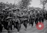 Image of Australian troops returning from front during Battle of Pozières France, 1916, second 10 stock footage video 65675029646