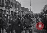 Image of Armenian troops Kars Armenia, 1917, second 8 stock footage video 65675029648