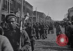 Image of Armenian troops Kars Armenia, 1917, second 10 stock footage video 65675029648