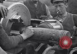 Image of allied 8 inch artillery gun First World War France, 1918, second 9 stock footage video 65675029652